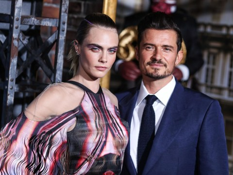 Cara Delevingne gushes about her 'brilliant' pal Orlando Bloom as she reveals their long friendship