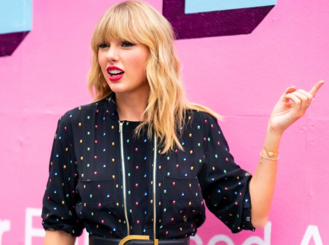 Taylor Swift sharpens the claws for Scooter Braun in feud: 'He's never made any art in his life'