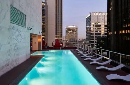 Los mejores hoteles sexuales del mundo The Standard, Downtown LA Imagen: uk.hotels.com METROGRAB