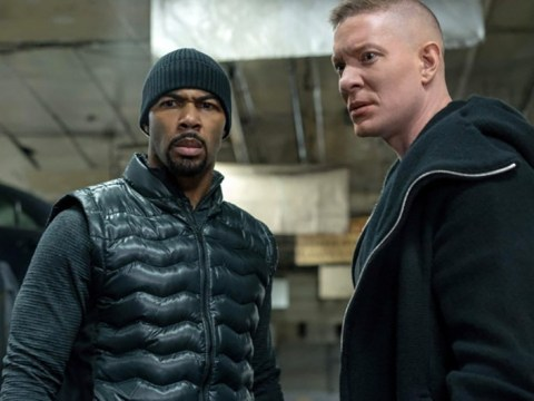 When is the second half of Power season 6 set to air in the UK?