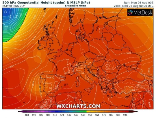 172 Norfolk St On Subway Map.Uk Weather Record Broken For Hottest Ever Bank Holiday Monday