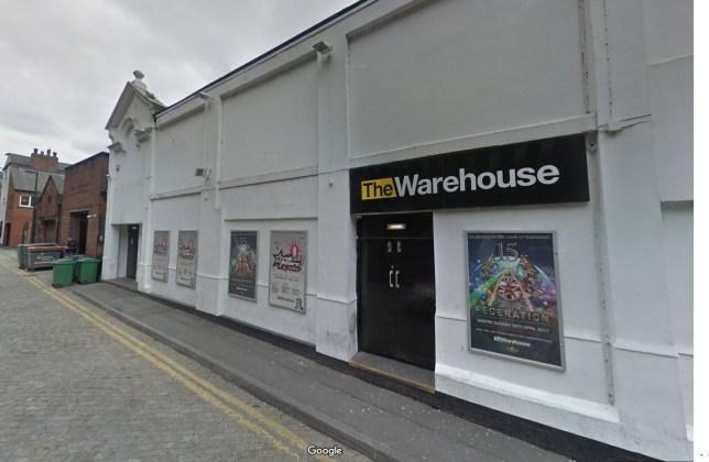 the warehouse club leeds