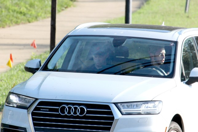 EXCLUSIVE: * Min Web / Online Fee 250 GBP For Set * * Min print Fee 350 For Set * Double Pg 1 * Wayne Rooney seen in Washington, DC on August 26, 2019. Rooney was being driven to practice from his Washington home when he was spotted. The legendary footballer is in more hot water with wife Coleen after photos surfaced with Wayne and another woman in a Vancouver night club. Coleen arrived in Washington on Friday and both are believed to be staying in their Washington home Pictured: Wayne Rooney Ref: SPL5110898 260819 EXCLUSIVE Picture by: SplashNews.com * Min Web / Online Fee 250 GBP For Set * * Min print Fee 350 For Set * Double Pg 1 * Splash News and Pictures Los Angeles: 310-821-2666 New York: 212-619-2666 London: 0207 644 7656 Milan: +39 02 56567623 photodesk@splashnews.com World Rights