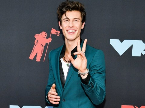 Shawn Mendes flies solo without girlfriend Camila Cabello on MTV VMAs 2019 red carpet