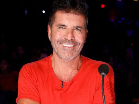 How much weight has Simon Cowell lost as he appears on BGT The Champions?