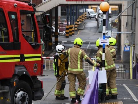 Gas leak near Cadbury factory sparks huge evacuation of 800 people
