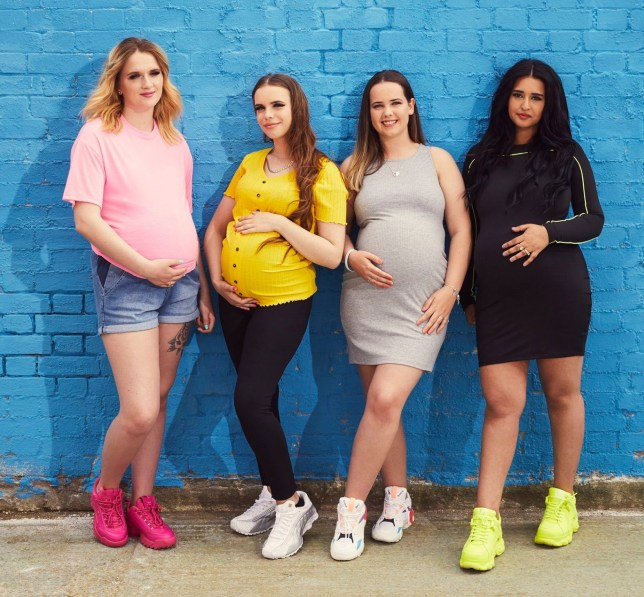 Mtvs New Teen Mom Uk Includes 18 Year Old Who Found Sperm