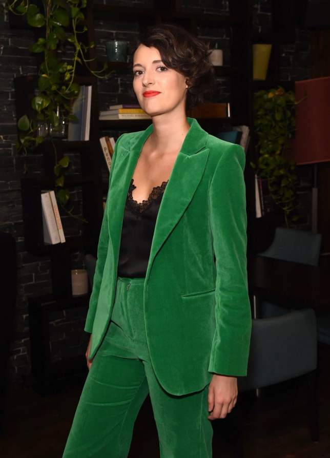 "LONDON, ENGLAND - AUGUST 28: Phoebe Waller-Bridge attends the press night after party for ""Fleabag"" at The Century Club on August 28, 2019 in London, England. (Photo by David M. Benett/Dave Benett/Getty Images)"