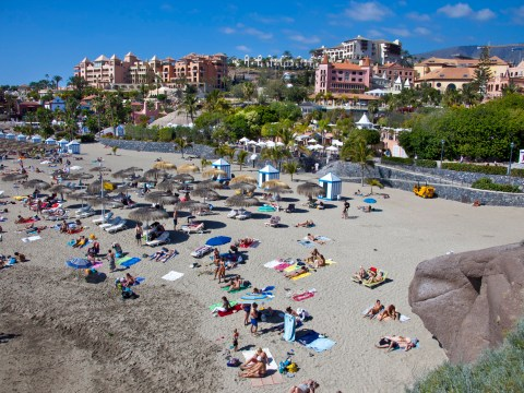 Boy, 15, stabs both parents and throws himself into ravine in Tenerife