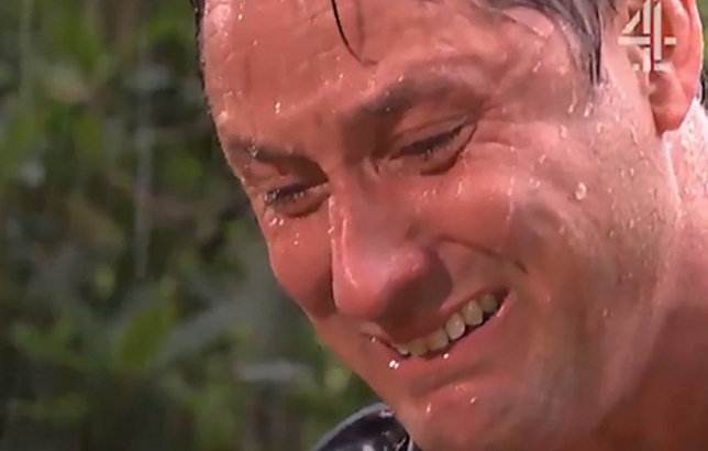 Nick Pickard as Tony Hutchinson in Hollyoaks
