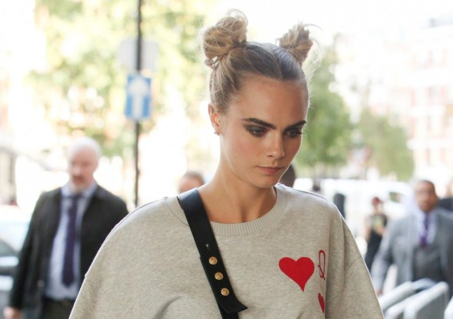 Cara Delevingne officially becomes UK's highest-paid