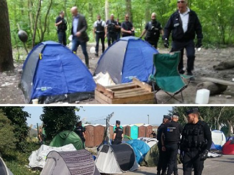 Aid workers suffer racism and harassment by police while helping Calais refugees