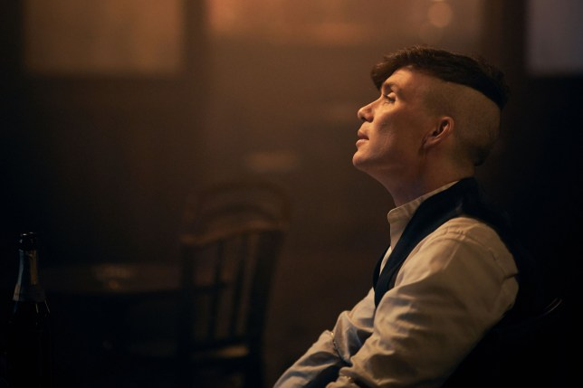 WARNING: Embargoed for publication until 00:00:01 on 27/08/2019 - Programme Name: Peaky Blinders V - TX: n/a - Episode: Peaky Blinders V Ep 3 (No. 3) - Picture Shows: Tommy Shelby (Cillian Murphy) - (C) Caryn Mandabach Productions Ltd. 2019 - Photographer: Robert Viglasky