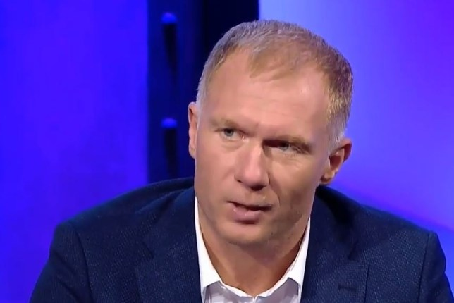 Paul Scholes is concerned by Manchester United's options in attack
