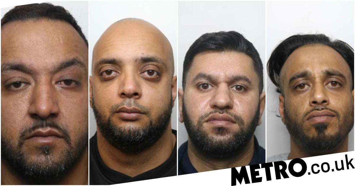 Rotherham rape gang exploited young girls forced into sex ...