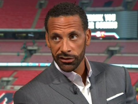 Rio Ferdinand 'concerned' by Liverpool's high defence in Community Shield defeat to Manchester City