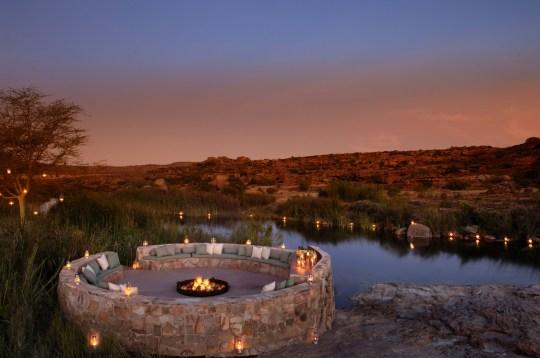Bushman Kloof Wilderness Reserve, Sudáfrica