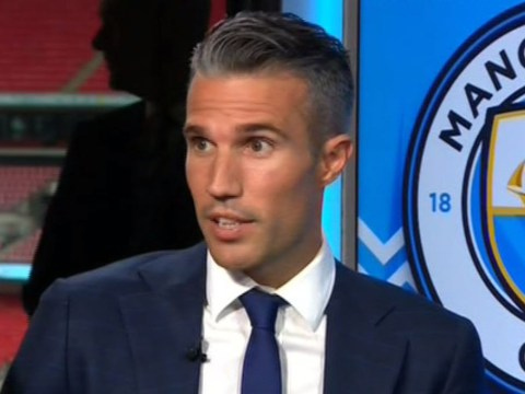 Robin van Persie urges Divock Origi to improve his movement in Liverpool's attack