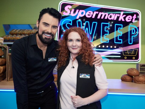 Coronation Street's Jennie McAlpine joins Rylan Clark-Neal to host Supermarket Sweep