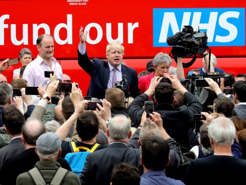 Doctors like me aren't fooled by Boris Johnson's £850million NHS pledge