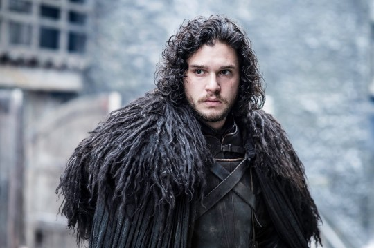 Kit Harington convinced Jon Snow would be mauled by dog, thanks to Game of Thrones bosses