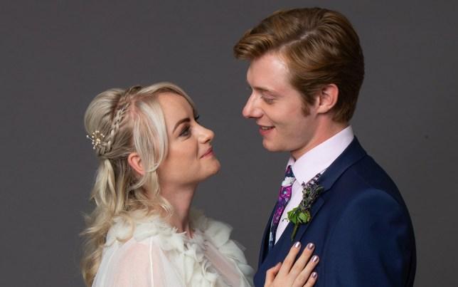 Emargoed: Coronation Street Sinead Daniel-wedding (Tuesday 3rd Sept)