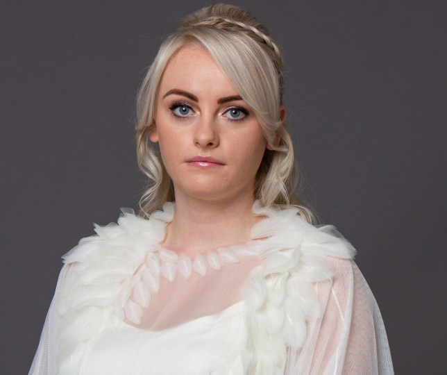 Emargoed: Coronation Street Sinead Daniel-wedding (Tuesday 3rd Sept)