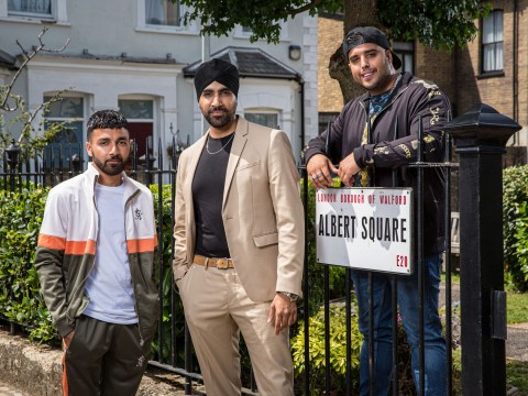 EastEnders spoilers: New Sikh family cast as three brothers clash with another Walford clan