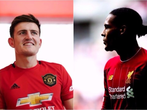 Virgil van Dijk sends message to Harry Maguire after record-breaking Manchester United transfer