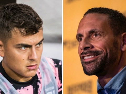Rio Ferdinand rips into Paulo Dybala over failed Manchester United transfer move