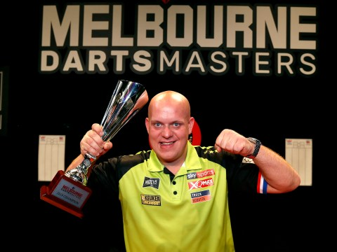 Michael van Gerwen returns to form with Melbourne Darts Masters win: 'Nobody should doubt my talent'