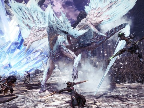 Latest Monster Hunter: World Iceborne trailer showcases new Elder Dragons and free armour