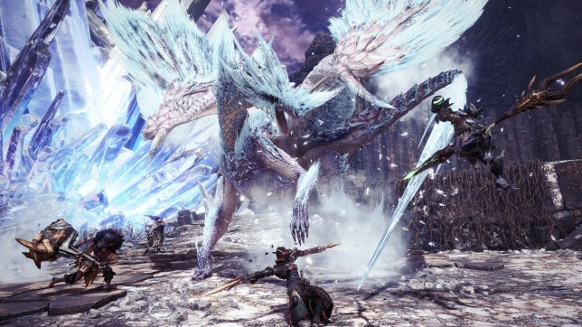 Latest Monster Hunter: World Iceborne trailer showcases new Elder Dragons and free armour