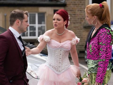 EastEnders spoilers: Whitney has fiery wedding day showdown with Ben as mum Bianca looks on