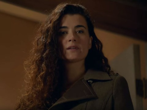 New trailer for NCIS shows Ziva is back to help Gibbs as mysterious Sahara wants them dead