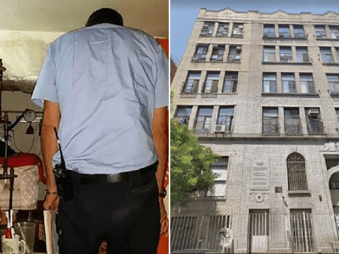 Landlord split flat into 9 units with 4ft 6ins high ceilings