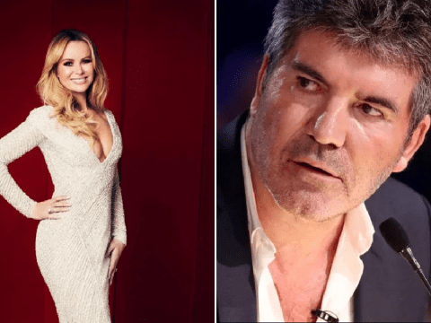 Amanda Holden forces Simon Cowell to let her sing on Britain's Got Talent