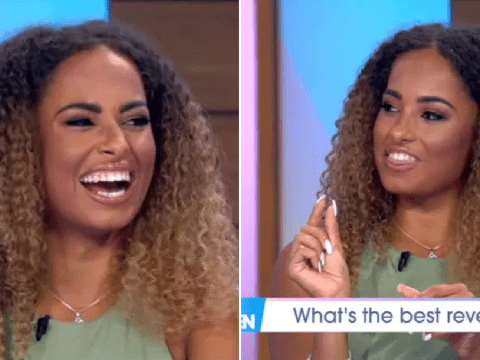 Love Island's Amber Gill once got revenge on a cheating ex by throwing away just one of his prized trainers