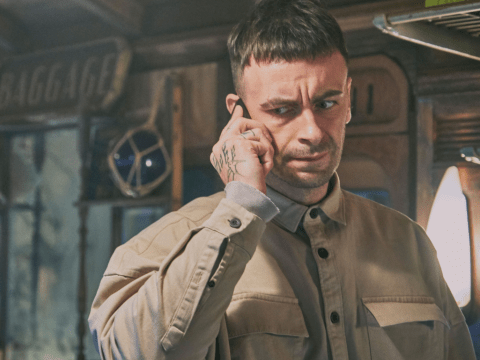 This Is England's Joe Gilgun 'smoked dope and gave up masturbating' after filming Brassic scenes