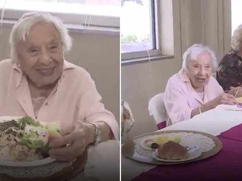 Woman says she's lived to 107 by avoiding men and marriage