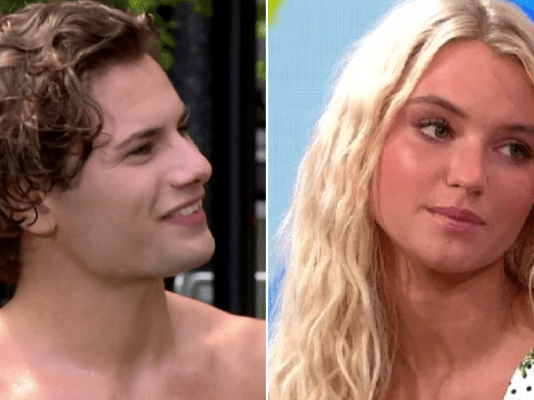 Love Island's Joe Garratt is officially over Lucie Donlan as 'weird' new fame brings in the ladies