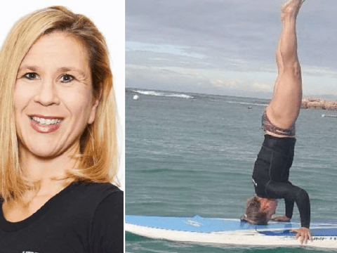 Fitness fanatic drowned during yoga paddleboarding class