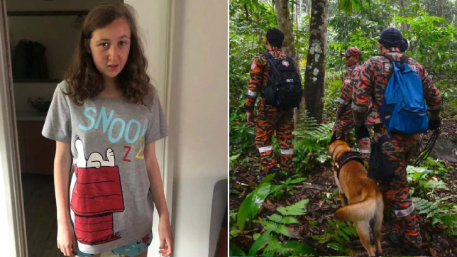 Hopes fade for girl, 15, missing in Malaysia as police scale back search