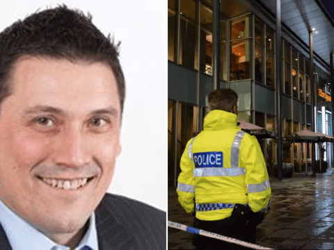 Man stabbed to death with screwdriver outside Greggs named as 'devoted' dad