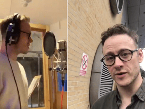 Strictly Come Dancing's Kevin Clifton reveals secret singing talent and he's actually really good