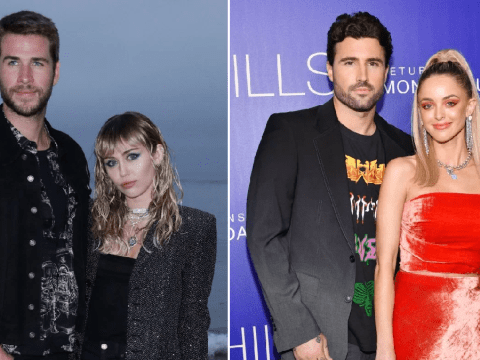 Miley Cyrus and Liam Hemsworth would 'always hang out' with Kaitlynn Carter and Brody Jenner before split