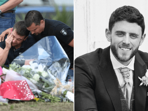 Distraught officers pay tribute to PC Andrew Harper as suspects face more questions