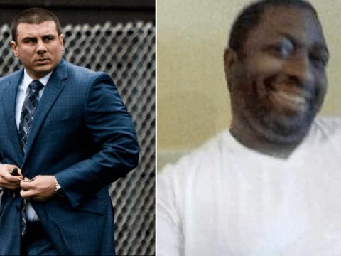 Cop Daniel Pantaleo fired five years after choking black suspect Eric Garner to death