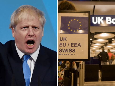 Boris Johnson facing pressure not to end freedom of movement on Brexit Day