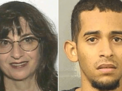 Woman burned and beaten to death 'by delivery driver' in random attack is librarian, 75